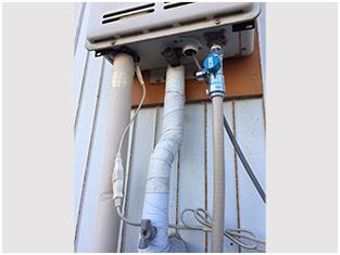 給湯器:お湯が出ない…凍結