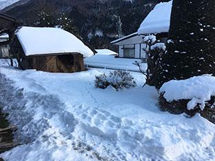給湯器の取替工事-高山村