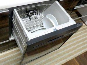 システムキッチン埋め込み型