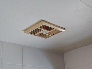 浴室換気扇=天井・シロッコファン