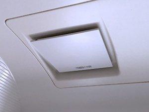 新しい浴室換気扇=天井・シロッコファン